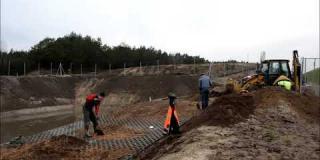 Embedded thumbnail for 08.01.2021 - ZB01 km 6+650 prace przy budowie wjazdu, Wiązowna