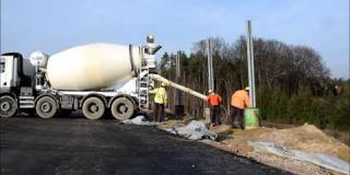 Embedded thumbnail for 14.01.2020 - betonowanie głowic pali ekranów akustycznych w km 6+586 - 6+863, Wiązowna
