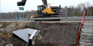 Embedded thumbnail for 02.11.2020- Prace ziemne przy drodze dojazdowej DD25, Ostrowik