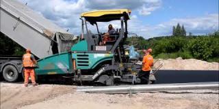 Embedded thumbnail for 28.06.2019 - DD13 - Wykonanie warstwy wiążącej z betonu asfaltowego, Wólka Mlądzka