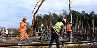 Embedded thumbnail for 11.02.2019 - WS-1 - betonowanie ustroju nośnego w km 6+709