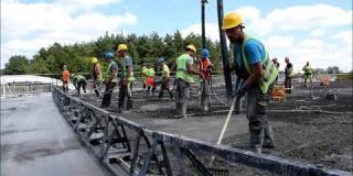Embedded thumbnail for 31.07.2019 - MS-3 - betonowanie ustroju nośnego w km 11+026